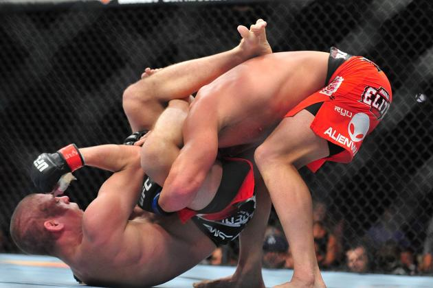 Ranking the Top 5 Submission Artists in Each UFC Division