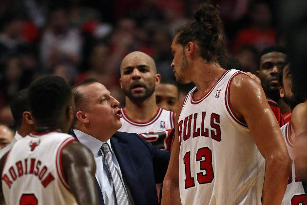 Chicago Bulls: Ranking the 5 Players with the Most to Prove in 2013-14