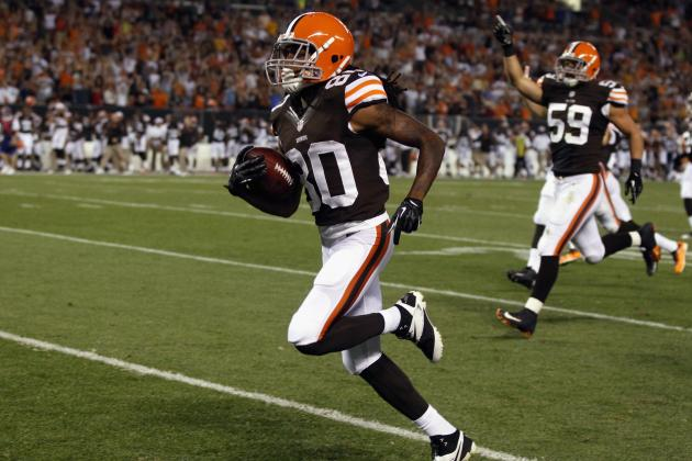 Cleveland Browns Fantasy Sleepers Worthy of Being on Your Team