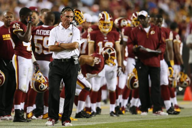 Redskins vs. Steelers: Observations and Analysis