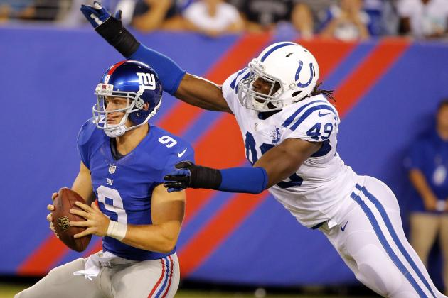 New York Giants' Biggest Preseason Disappointments so Far