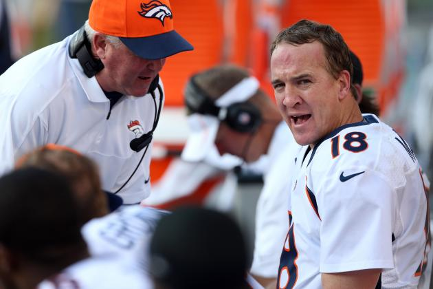 Full Stat Predictions for Denver Broncos' Regular Season