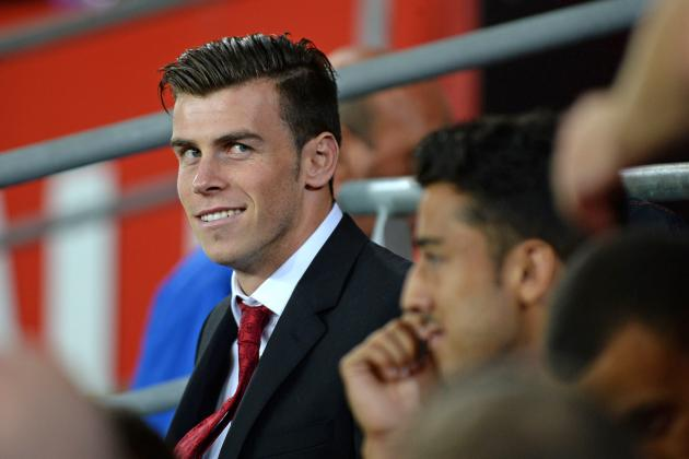 Latest Transfer Rumours:  Gareth Bale Close to Real Move, Wayne Rooney and More
