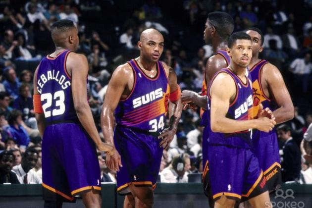 Ranking the Top 25 Players in Phoenix Suns History
