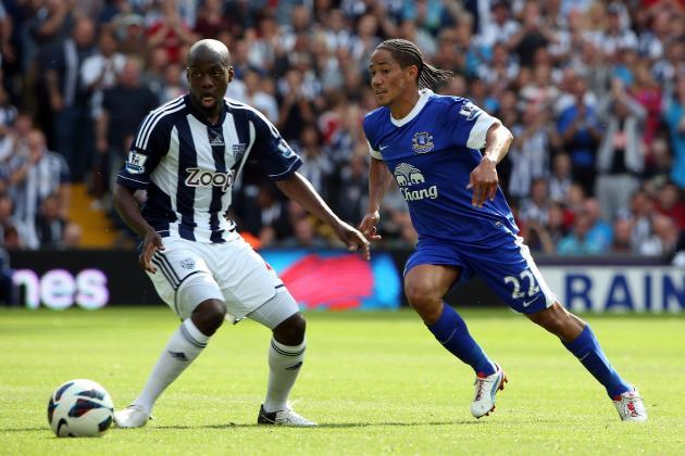Everton vs. West Bromwich Albion: Key Battles to Watch