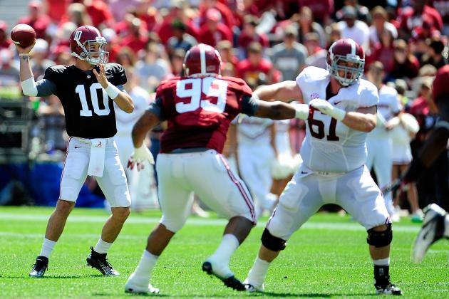 Early Look: My Top 10 Senior Quarterbacks for the 2014 NFL Draft