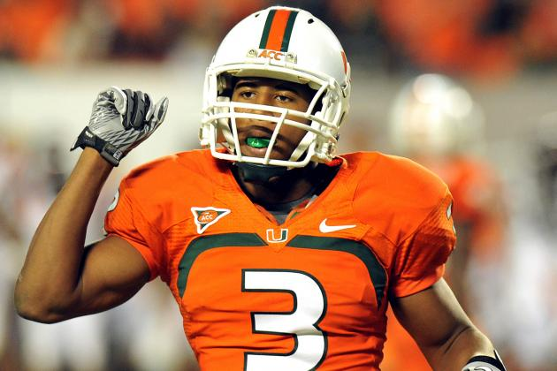 Miami Football: Meet the Hurricanes' 6 New Starters for 2013