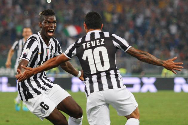 5 Reasons Carlos Tevez's Arrival Will Spark Juventus