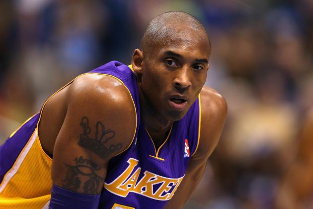 35 Incredible Kobe Bryant Highlights for the Black Mamba's 35th Birthday