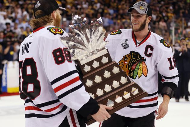 Predicting Which Chicago Blackhawks Will Compete in 2014 Sochi Olympics