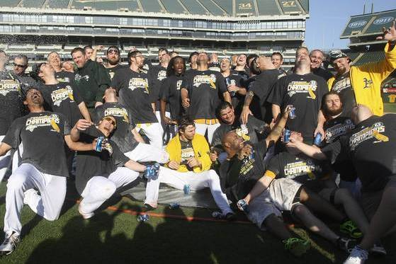 Players and Coaches That Will Lead the Oakland A's to the AL West Title