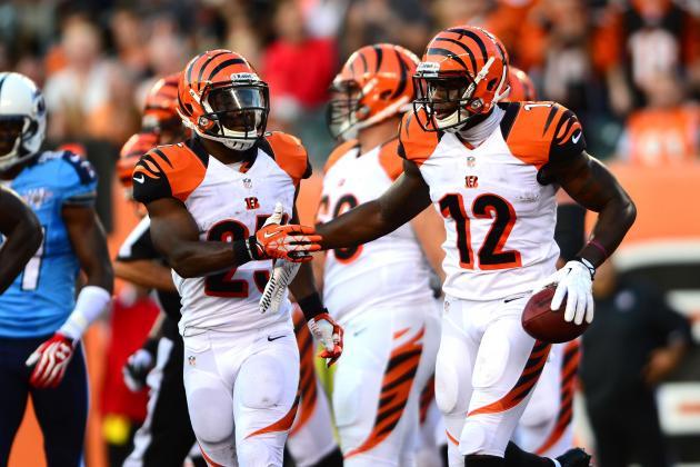 Full Stat Predictions for Cincinnati Bengals' Regular Season