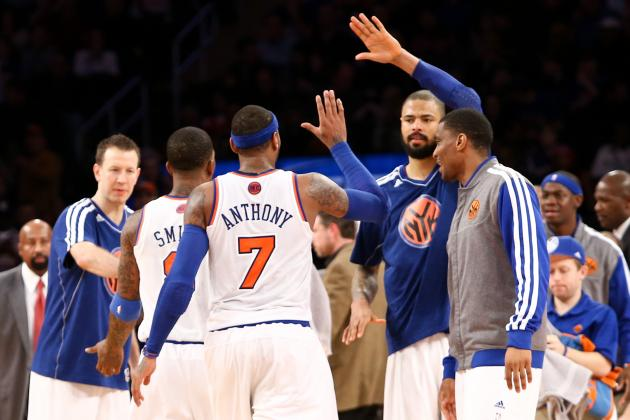 Biggest Reasons to Be Concerned About NY Knicks Roster Before 2013-14 Season
