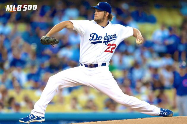 B/R MLB 500: Top 150 Starting Pitchers