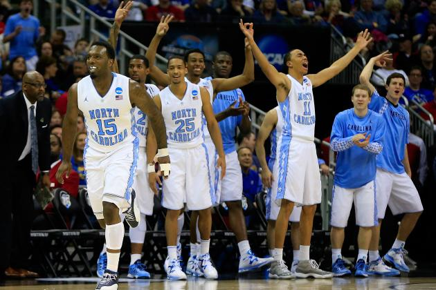 North Carolina Basketball: Mismatches Tar Heels Are Dreading in 2014
