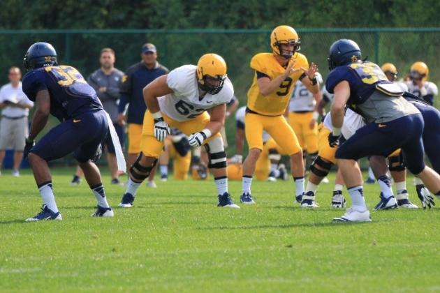 West Virginia Football: Meet the Mountaineers' New Starters for 2013