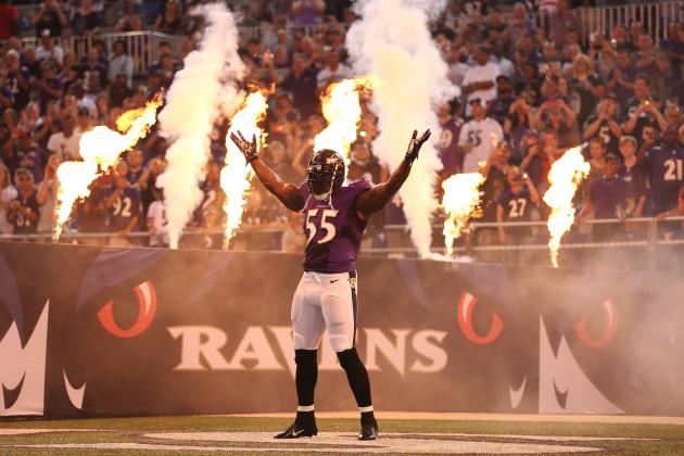 Full Stat Predictions for Baltimore Ravens' Regular Season