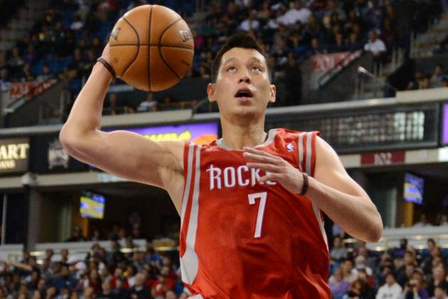 Jeremy Lin Birthday: Celebrating Rockets PG with Sickest Career Highlights