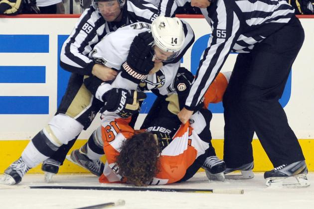 The 5 Biggest Villains in Pittsburgh Penguins History