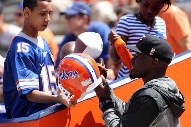 Florida Football: Meet the Gators' New Starters for 2013