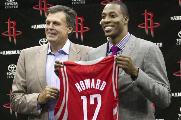 Lessons Dwight Howard Must Learn from Lakers Tenure to Succeed with Rockets