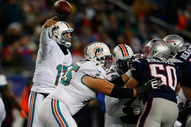 Full Stat Predictions for Miami Dolphins Regular Season