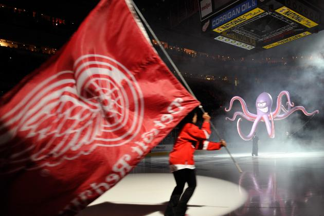 Detroit Red Wings: The Good and Bad from the Offseason