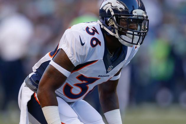 B/R Interview: Kayvon Webster on Champ Bailey, Training Camp and Peyton Manning