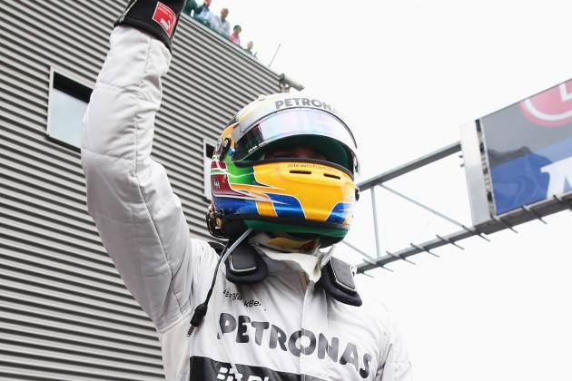 Belgian F1 Grand Prix 2013: Results, Times for Practice and Qualifying