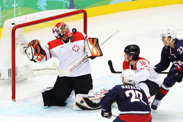 Switzerland Olympic Hockey Team 2014: Projecting 25-Man Roster for Sochi Games