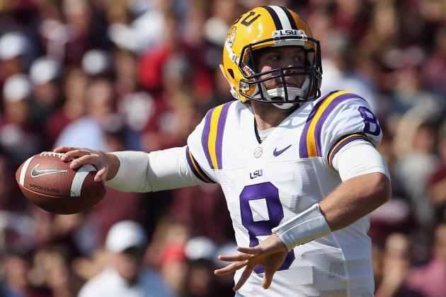 Zach Mettenberger: Everything You Need to Know About LSU's Star QB