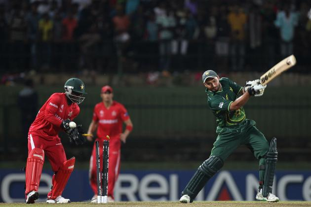 Zimbabwe vs. Pakistan: Winners and Losers from 1st T20