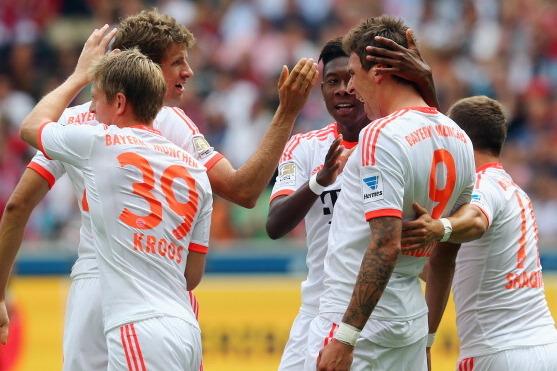 Bundesliga Results: Dortmund and Bayern Munich Win, Leverkusen Hammer M'Gladbach