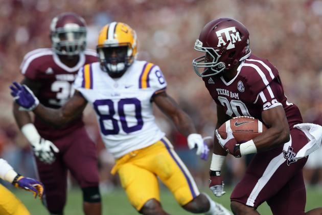 Texas A&M Football: Power Ranking the Aggies' Toughest Road Games of 2013
