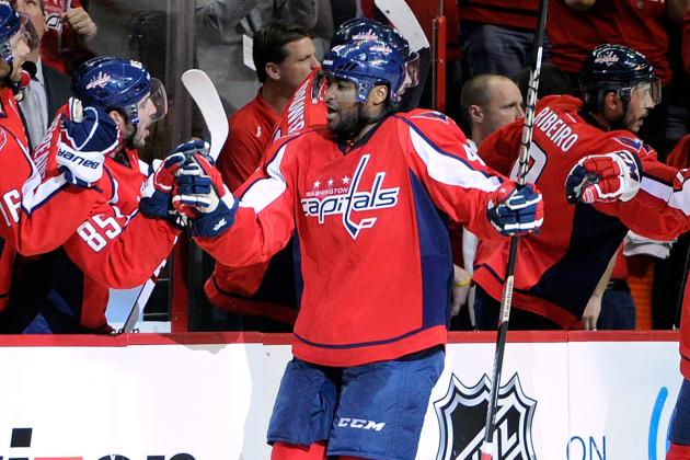 The Biggest Question Mark on Each Washington Capitals' Line for 2013-14 Season