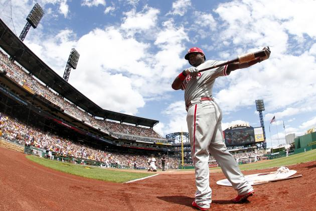 5 MLB Power Hitters Whose Bat Speed Has Disappeared