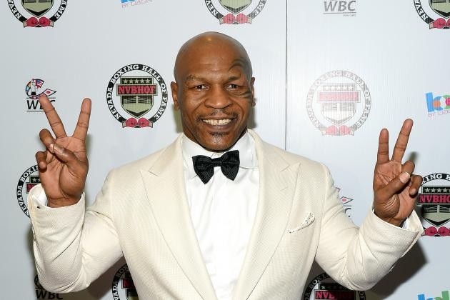 Grading Mike Tyson's Debut as a Boxing Promoter on Friday Night Fights