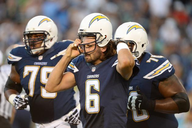 Making the Call on the San Diego Chargers' Hardest Remaining Cuts