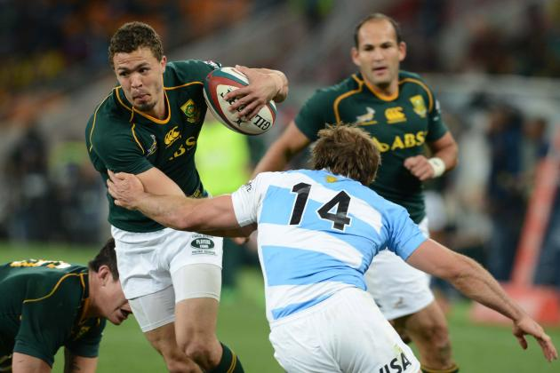 Argentina vs. South Africa: 6 Things We Learned