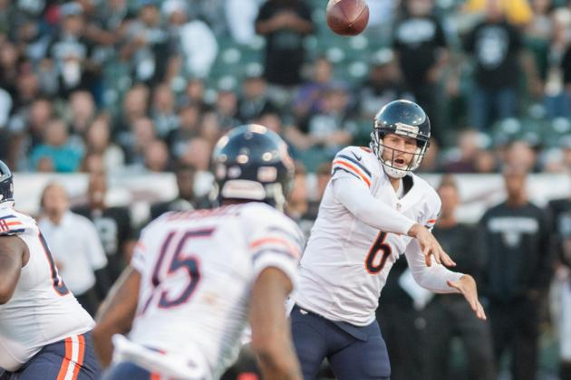 Burning Questions for the Bears' 2013 Season