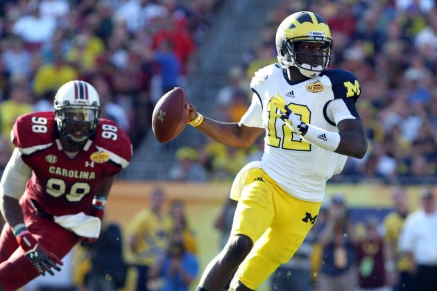 Devin Gardner: Everything You Need to Know About Michigan's Star QB