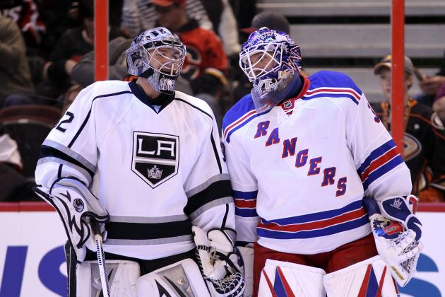 Power Ranking the Projected Starting Goalies at 2014 Winter Olympics
