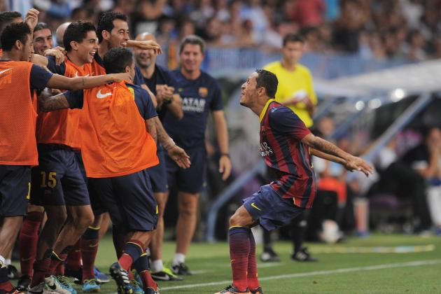 Malaga vs. Barcelona: 6 Things We Learned