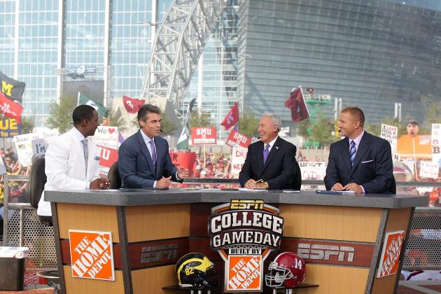 College Football: 'ESPN College GameDay' Predictions