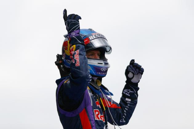 Belgian Grand Prix 2013 Results: Reaction, Leaders and Post Race Analysis
