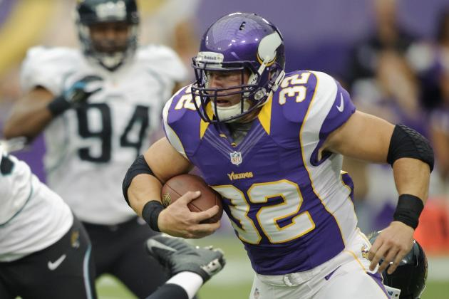 Power Ranking the 5 Greatest Running Backs in Minnesota Vikings History