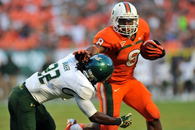 Duke Johnson: Heisman Odds and Season Outlook for Miami's Star RB