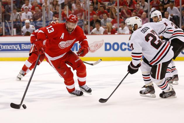 The Best Attribute of the Detroit Red Wings' Top 4 Stars