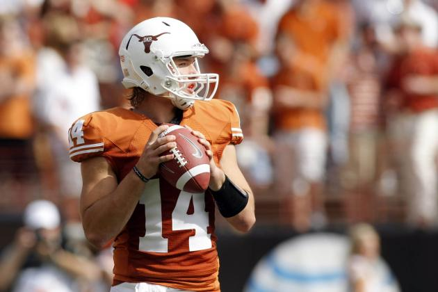 Texas Football: 5 Bold Predictions for Longhorns Offense in 2013