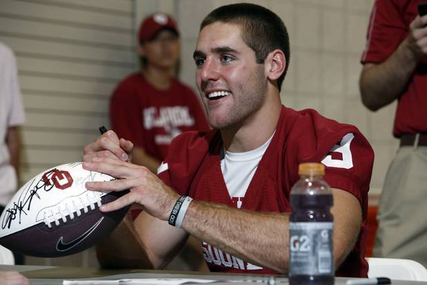 Trevor Knight: Everything You Need to Know About Oklahoma's New QB